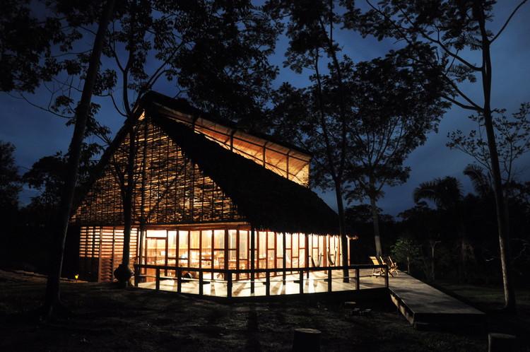 Ani Nii Shobo Lodge  / Sandra Iturriaga + Samuel Bravo, © Samuel Bravo
