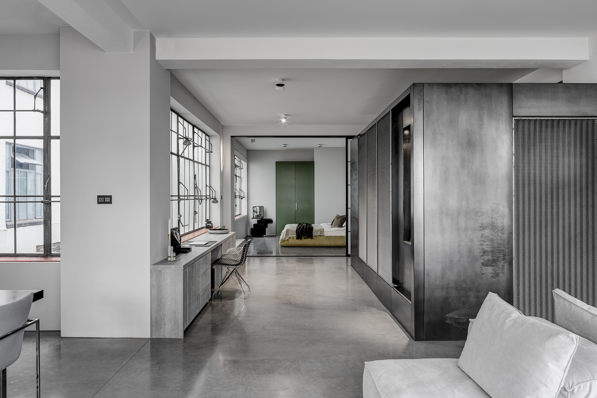 Clerkenwell Residence Apalondon Archdaily