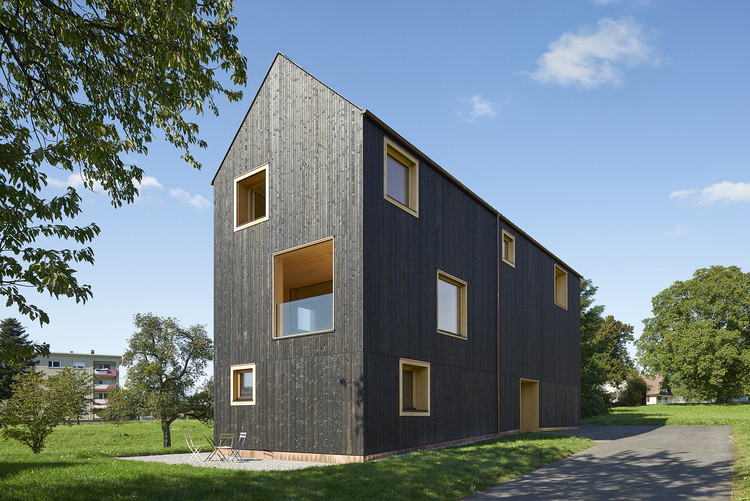 Casa Bäumle / Bernardo Bader, © Adolf Bereuter