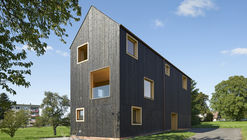 Casa Bäumle / Bernardo Bader