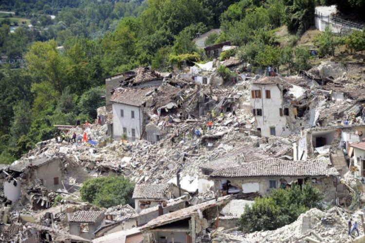 Experts Fear Massive Losses of Historic Italian Architecture Following Magnitude 6.2 Earthquake