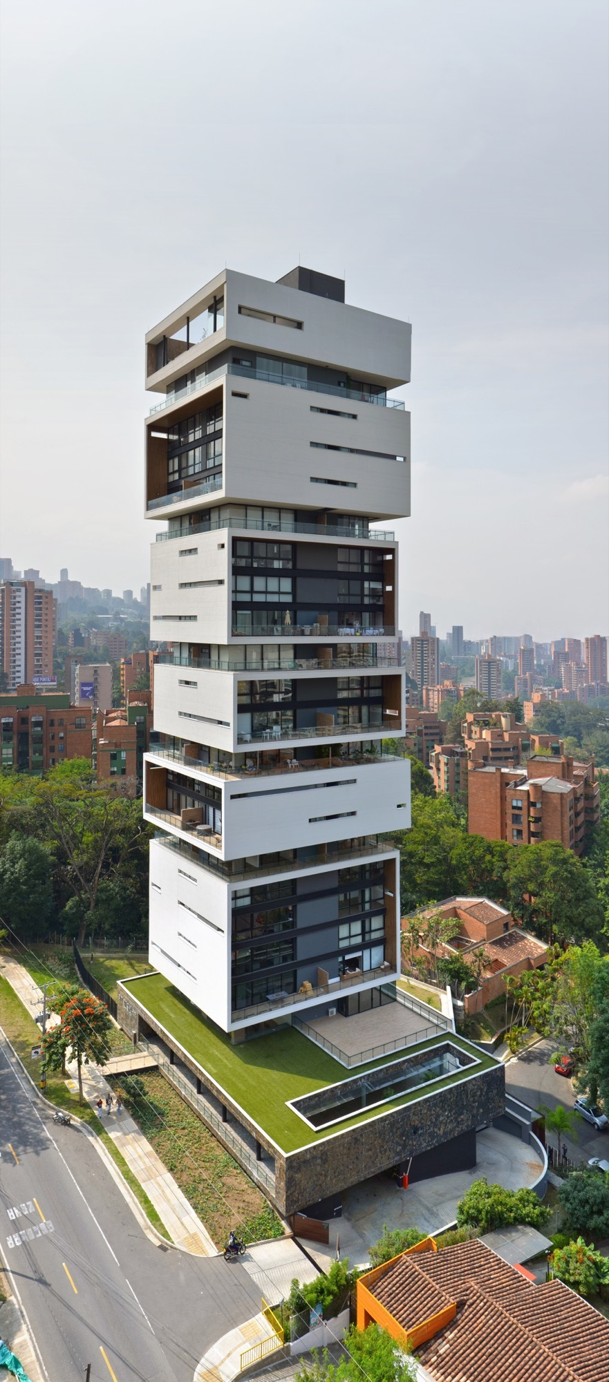 Energy Living M Group Archdaily