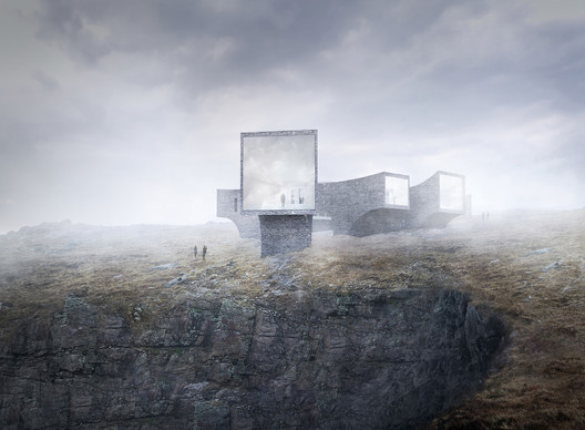 © Reiulf Ramstad Arkitekter / Dualchas