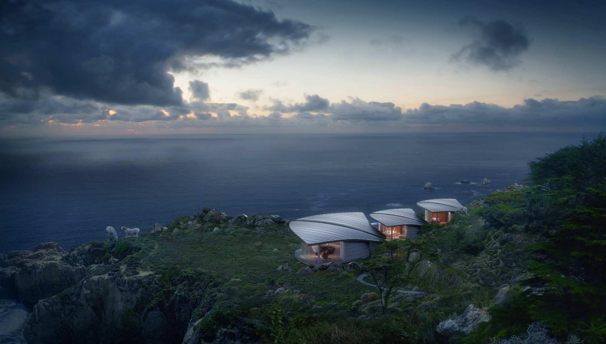 """Form4 Architecture's Sustainable """"Sea Song"""" Wins Multiple Awards"""