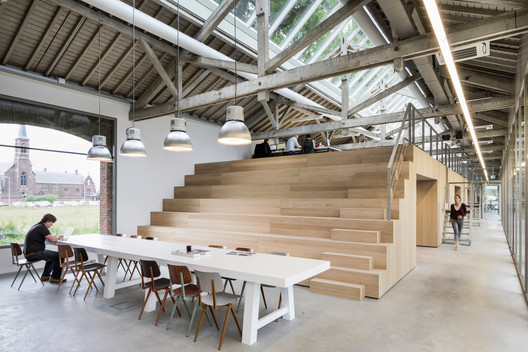 Houtloods / Bedaux de Brouwer Architects