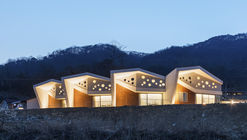 Interlaced Folding  / HG-Architecture + UIA architectural firm