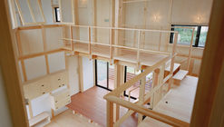House in Iwasawa / Opensite architecture studio
