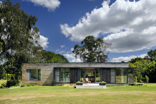 Forest Lodge / PAD studio
