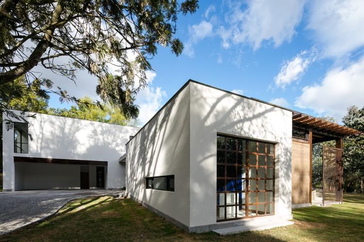 Casa Gc / Juan Pablo Ribadeneira Mora, © Lorena Darquea