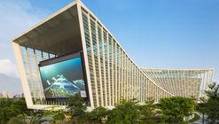 Prince Bay Marketing Exhibition Centre / AECOM