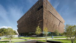 Smithsonian National Museum of African American History and Culture / Freelon Adjaye Bond/SmithGroup