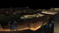 Conoce el tercer lugar en el concurso de iluminación del castillo San Felipe de Barajas en Cartagena