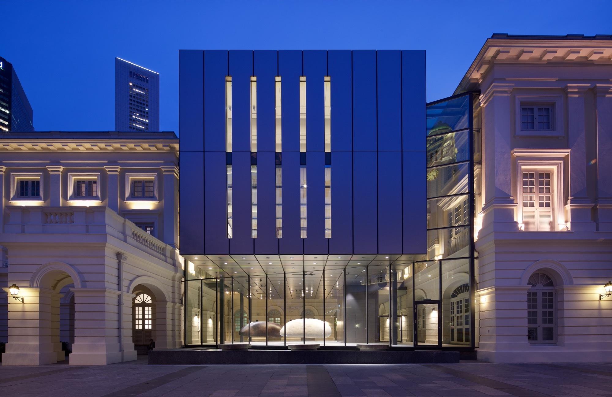 asiatisches zivilisationsmuseum in singapur