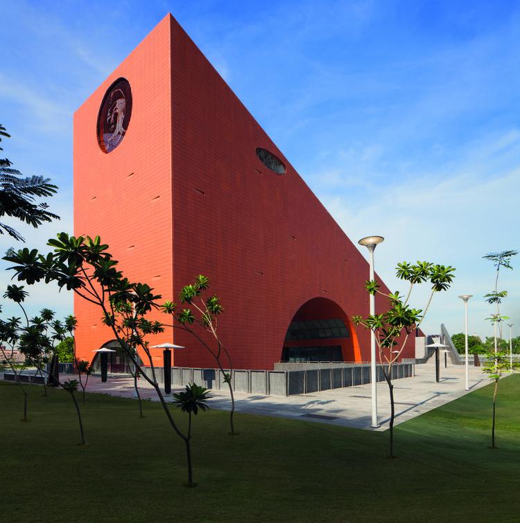 Museum of Socialism-Jayaprakash Narayan Interpretation Center / Archohm, © Andre J. Fanthome