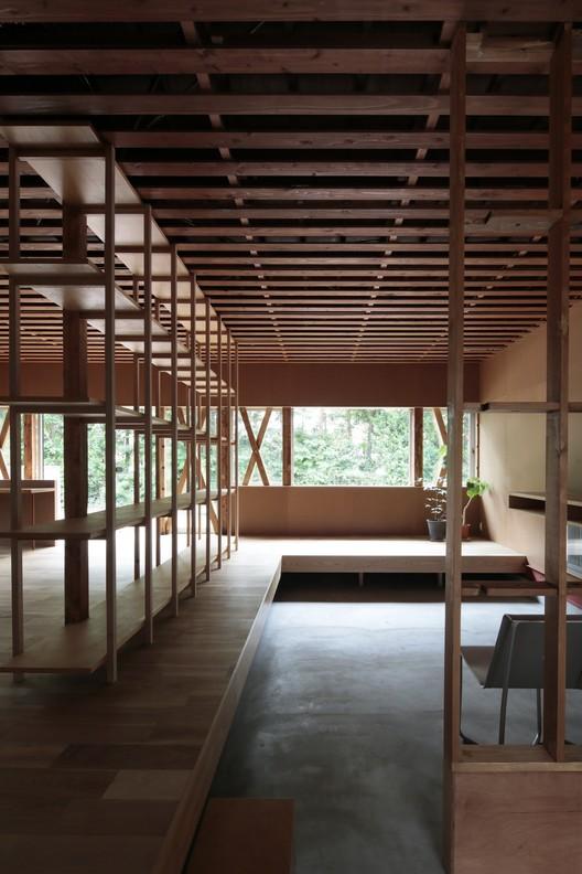 House in Kugayama  / miCo., © Koichi Torimura