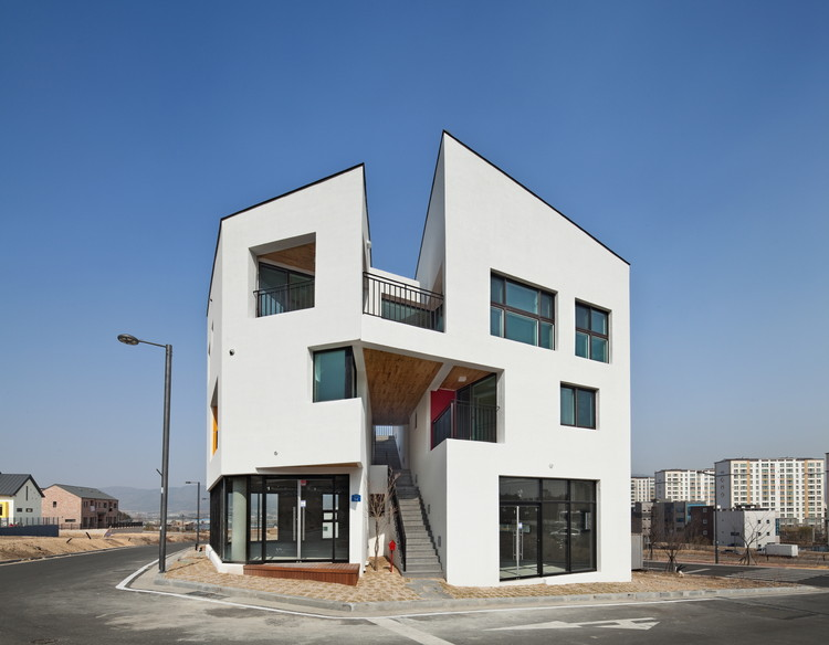 Double House / ON Architecture