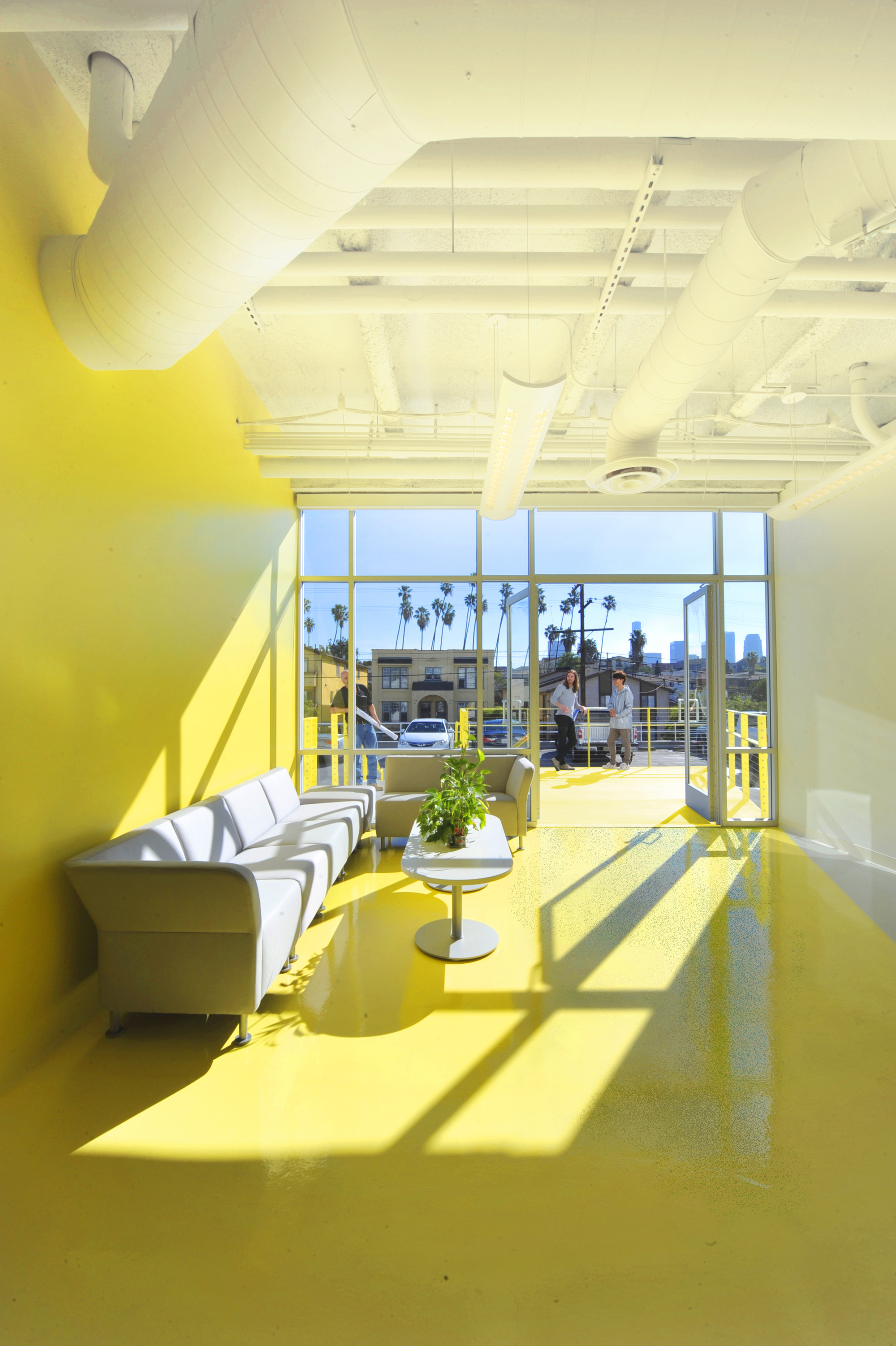lehrer architects office design. unite here health la office lehrer architects design h