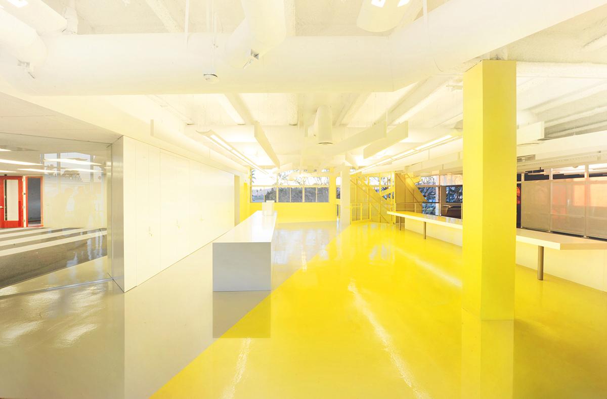 lehrer architects office design. Unite Here Health LA Office / Lehrer Architects Design F