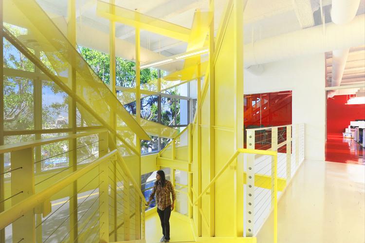 lehrer architects office design. Courtesy Of Lehrer Architects Office Design