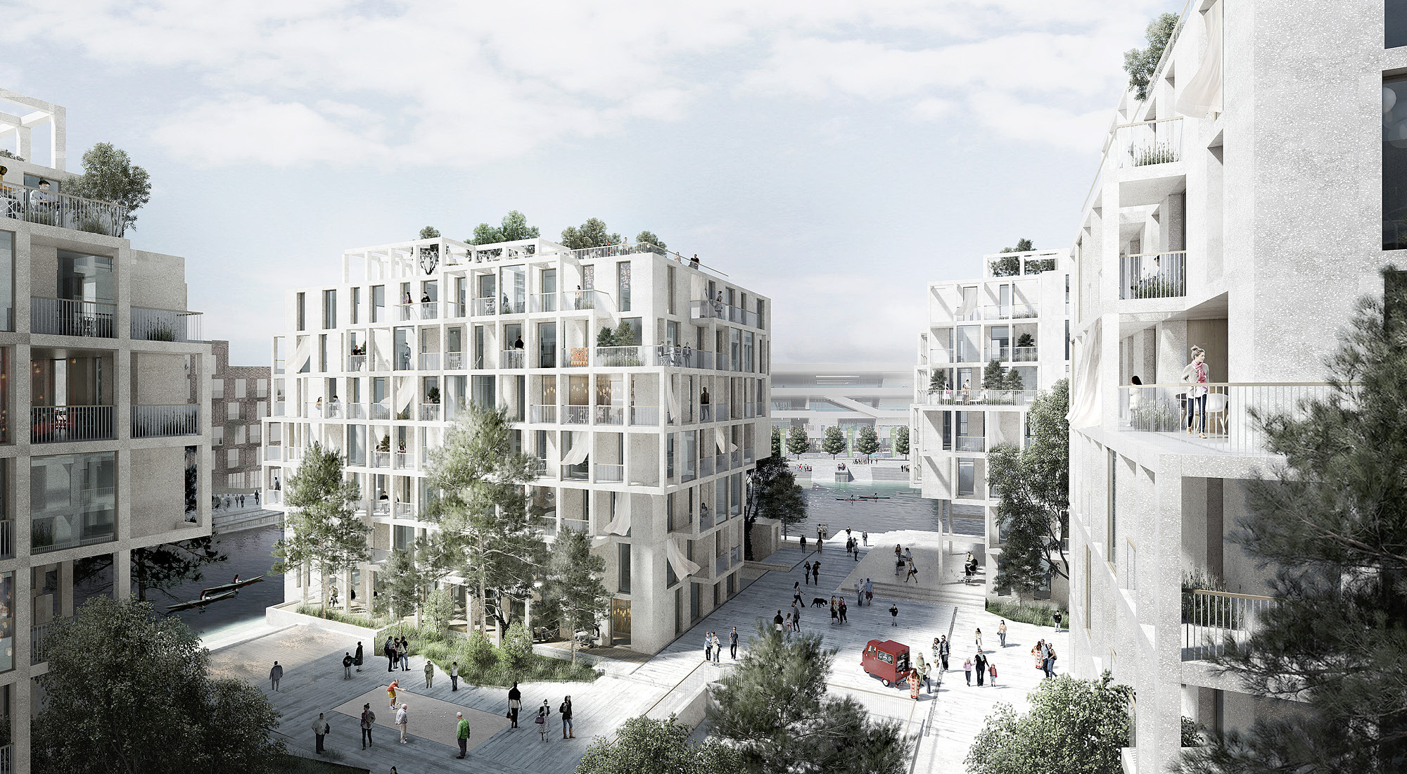 Tredje Natur Aart Architects And Arup Team Up For