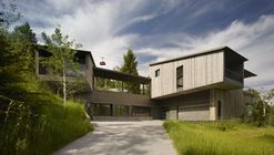 Boulder Retreat  / Carney Logan Burke Architects