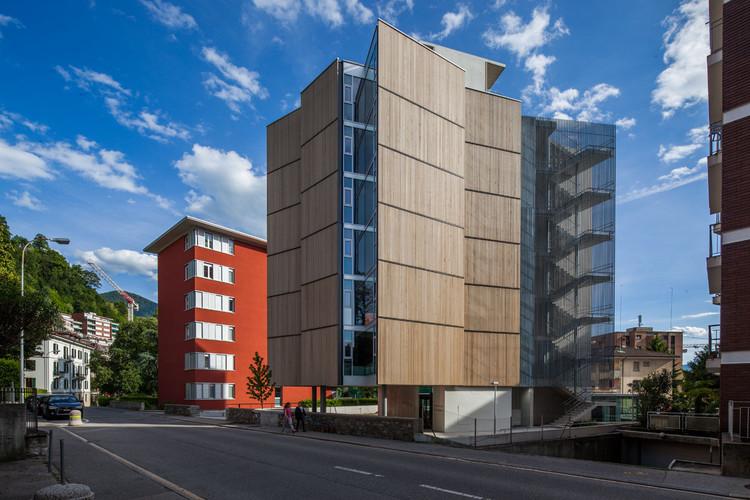 Edifício de apartamentos em Lugano / SPBR Arquitetos + Baserga Mozzetti Architetti , © Nelson Kon