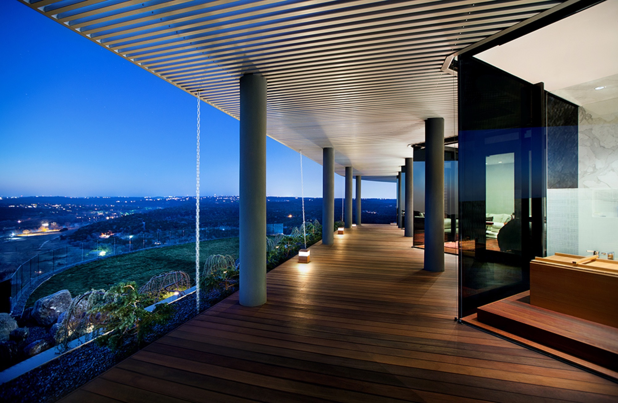 Hilltop Residence Mir 243 Rivera Architects Archdaily