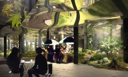 The New York Lowline. Image Courtesy of NYCEDC