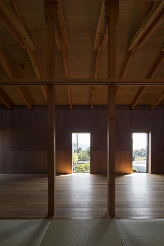 Casa en Sabae / Tetsuya Mizukami Architects, Cortesía de Tetsuya Mizukami Architects