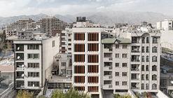 Tehran Office Building / AWE Office - Amir Shahrad