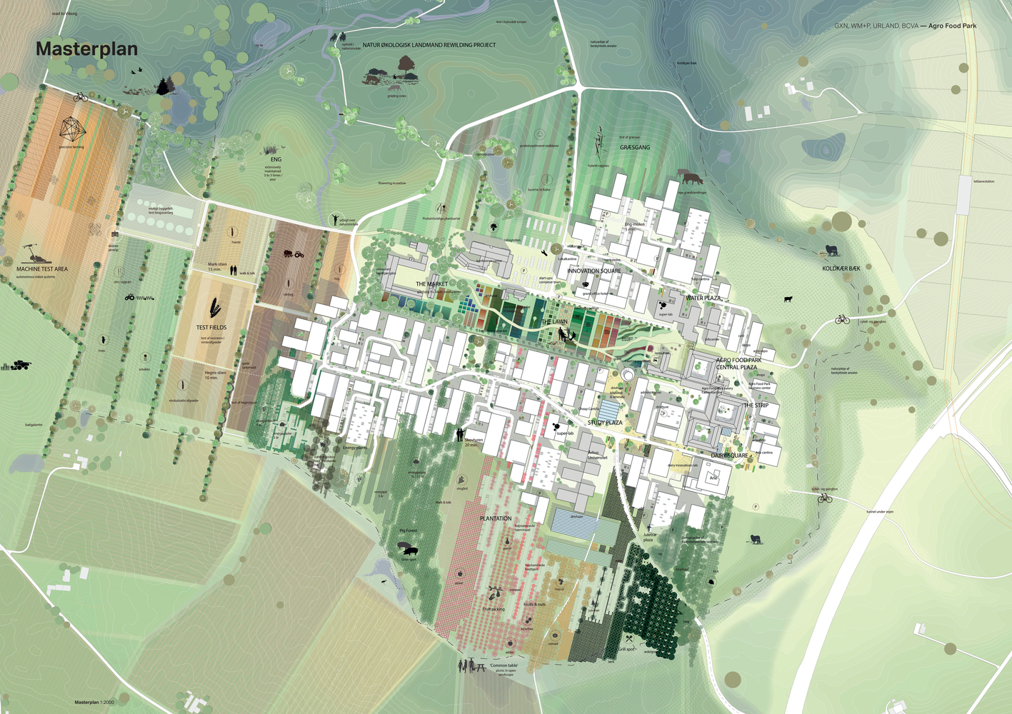 Gallery of agro food park expansion in denmark to combine urbanity agro food park expansion in denmark to combine urbanity and agriculturecourtesy of william mcdonough gumiabroncs Image collections