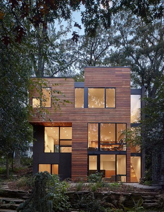 Lyon Park House / Robert M. Gurney, © Anice Hoachlander