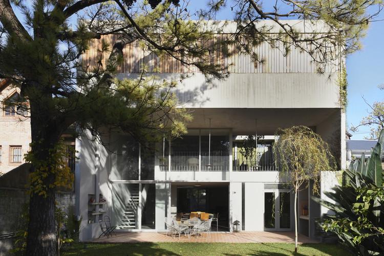 Casa en Beccar  / Film Obras de Arquitectura, Cortesía de Film Obras de Arquitectura