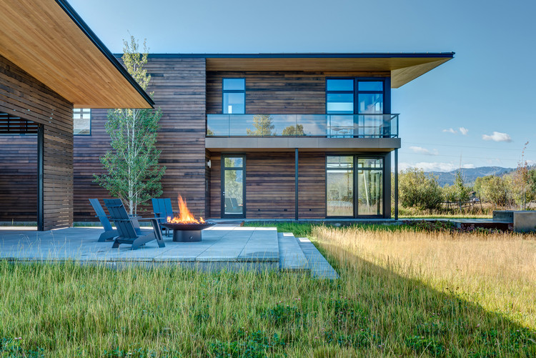 Shoshone Residence / Carney Logan Burke Architects, © Audrey Hall