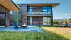 Shoshone Residence / Carney Logan Burke Architects