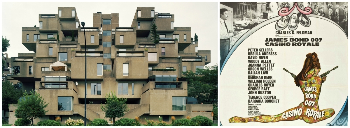 Notable Architecture gallery of buildings vs. movies: comparing budgets of blockbusters