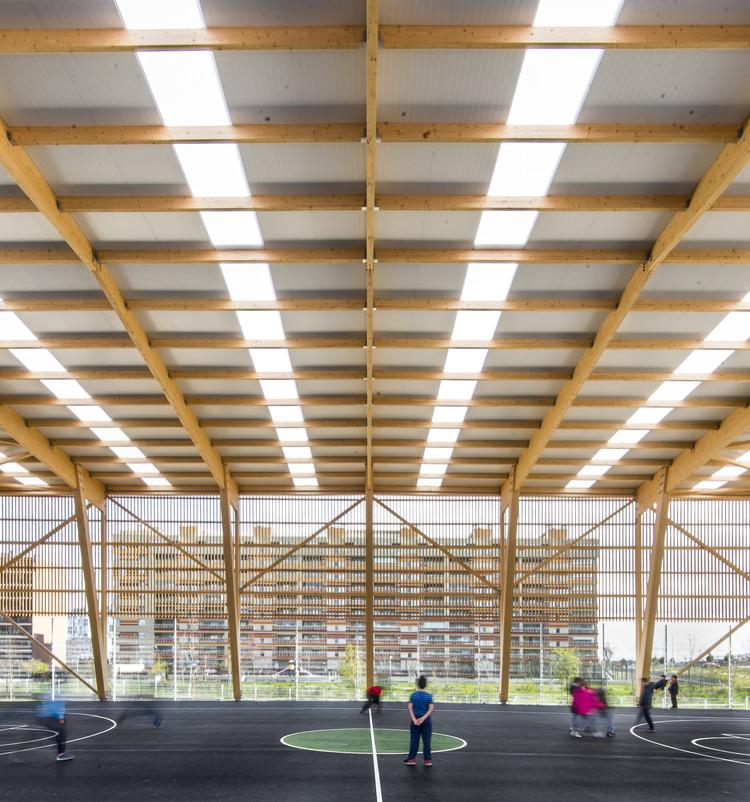 Colegio Mariturri  / A54 arquitectos , © imagina2