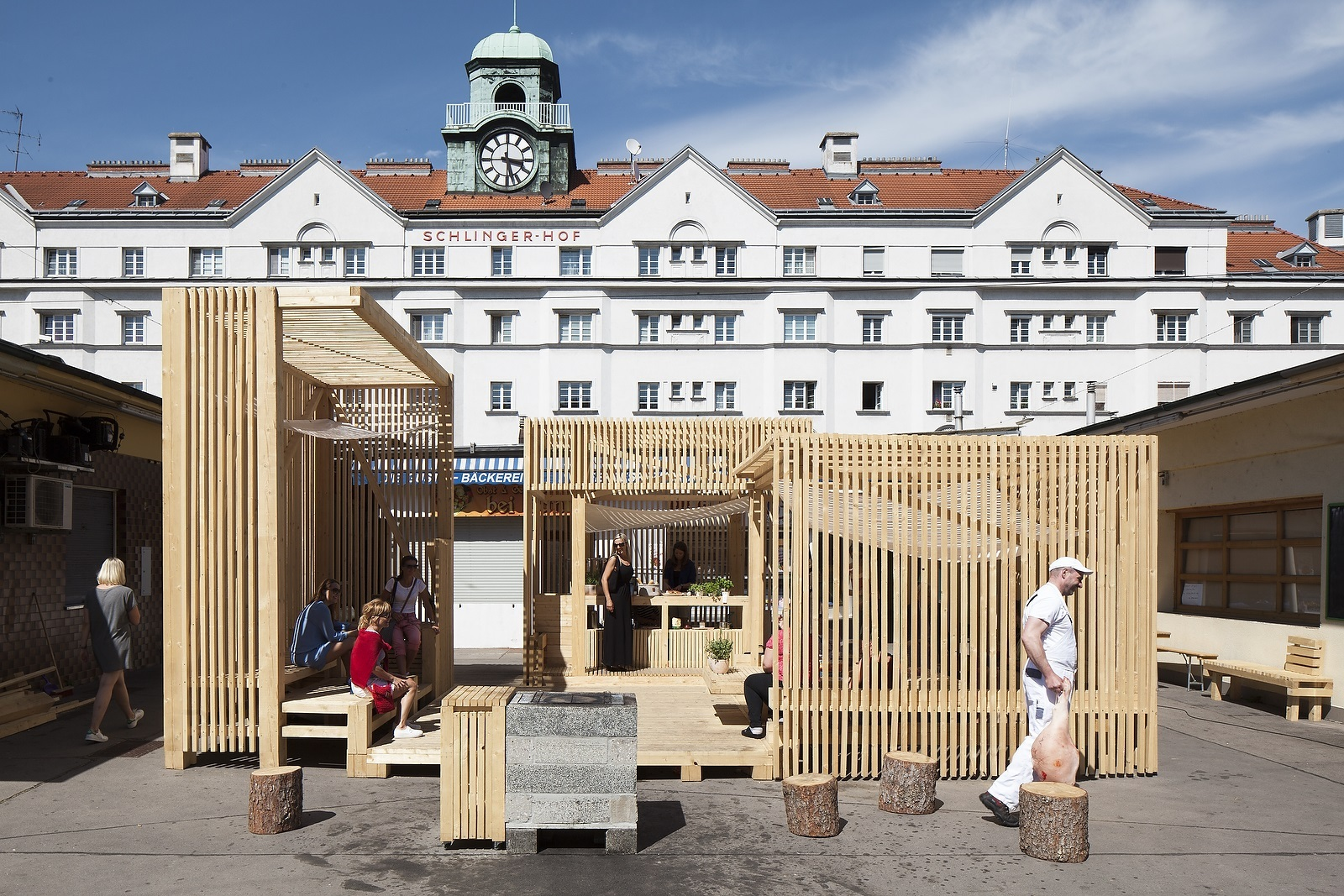 Gallery of the best student design build projects for 3 designhotel wien