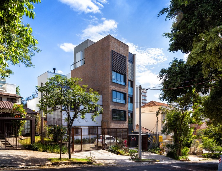 Casa América Building / Oficina Conceito Arquitetura, © Rodolpho Reis