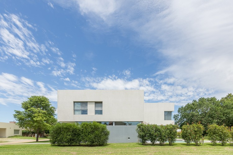 House in El Paso / Ignacio Arrillaga + Walter M. Parola, © Ramiro Sosa