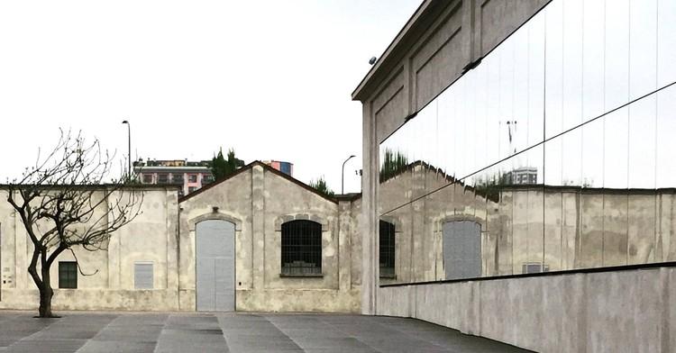 Conversa sobre Arquitetura Contemporânea Internacional com Gabriel Kogan,  Fundação Prada / OMA. Image Cortesia de Gabriel Kogan