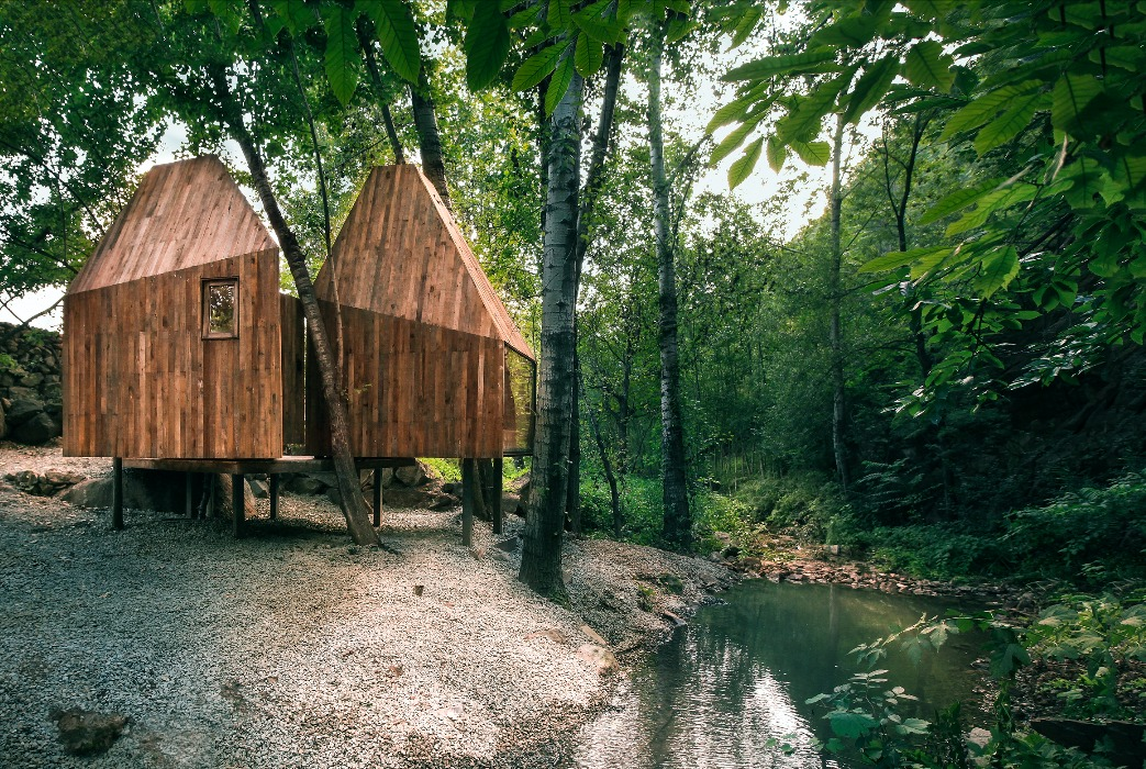 The Treehouse Wee Studio Archdaily