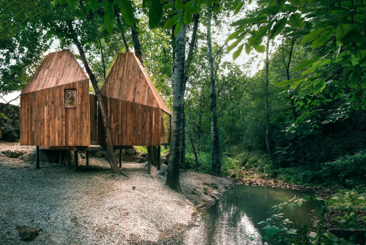 The Treehouse / Wee Studio, ©  RoadsideAlien Studio