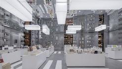 Zhongshuge Bookstore / Li Xiang