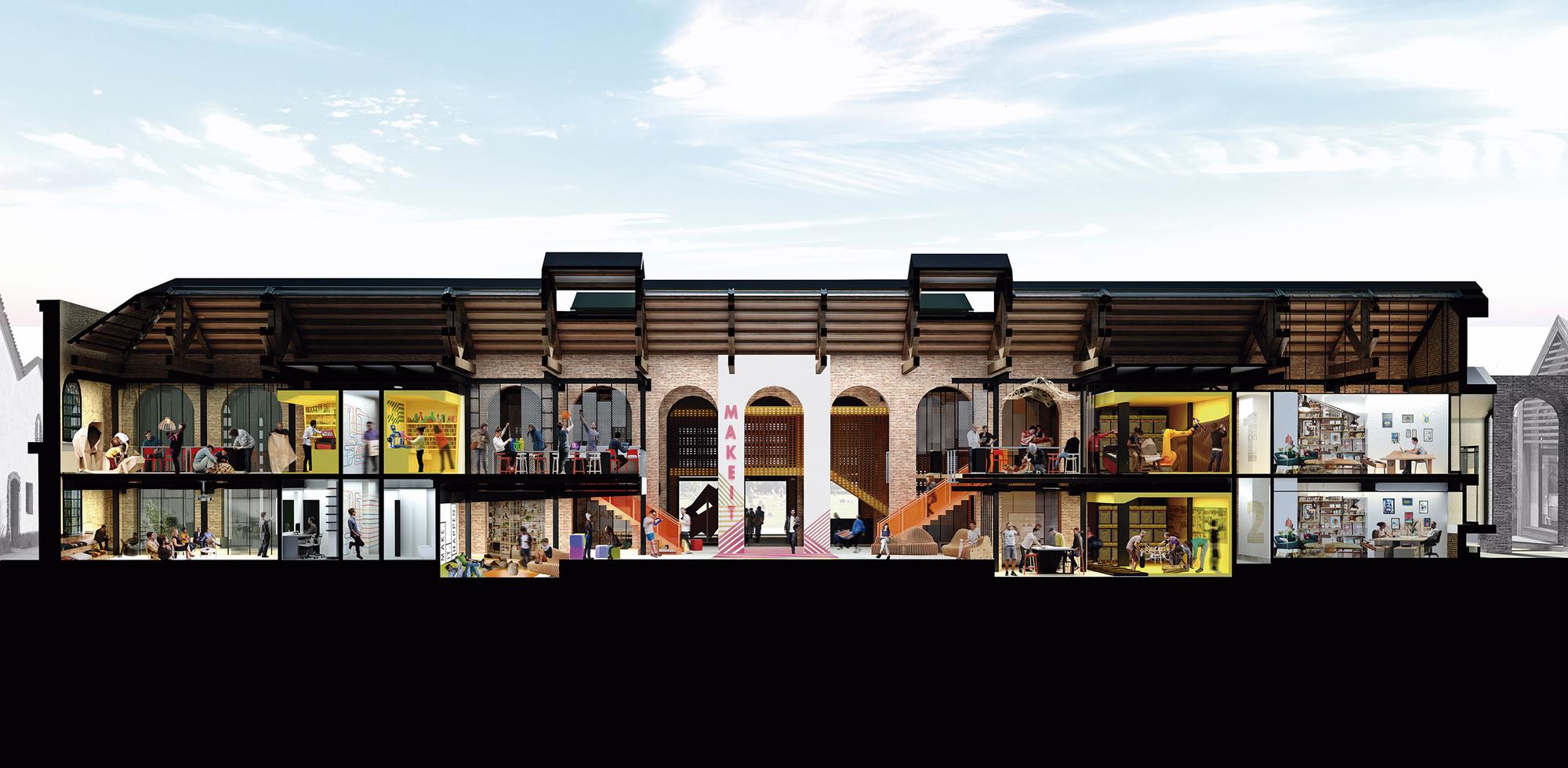 Los 15 mejores proyectos de fin de carrera dise ados por - Mejores arquitectos espanoles ...