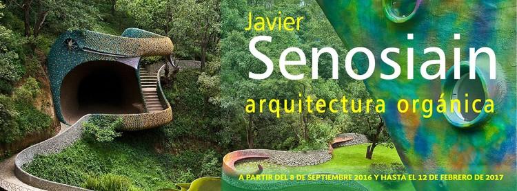 """Inauguración de la muestra """"Javier Senosiain, arquitectura orgánica"""" / Ciudad de México, Cortesía de MUNARQ"""