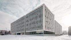 Life Science Centre of Vilnius University / Architektūros linija
