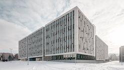 Life Science Centre of Vilnius University / Architektūros linija