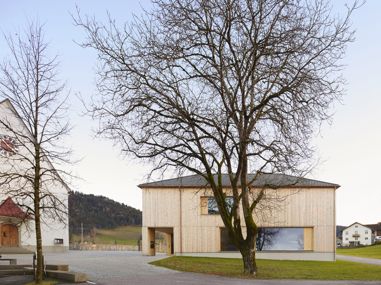 Pfarrhaus Krumbach / ARGE, © Adolf Bereuter