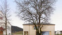 Pfarrhaus Krumbach / ARGE